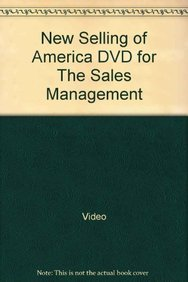9780132323833: New Selling of America DVD for The Sales Management