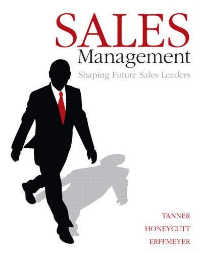 9780132324120: Sales Management