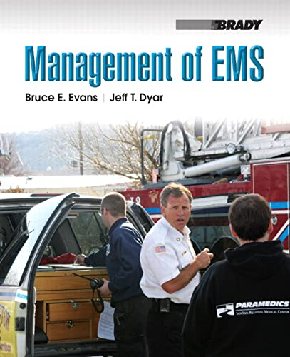 9780132324328: Management of EMS