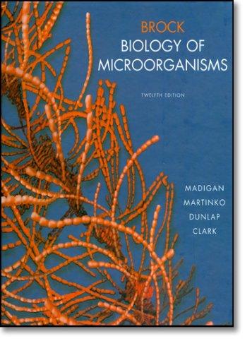 9780132324601: Brock Biology of Microorganisms (12th Edition)