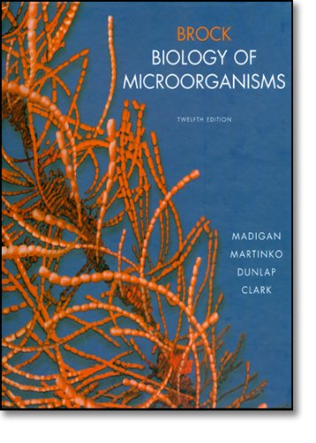 9780132324601: Brock Biology of Microorganisms (12th Edition)