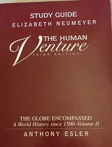 The Human Venture: The Globe Encompassed: A: Neumeyer