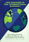 9780132325394: Manager in the International Economy, The