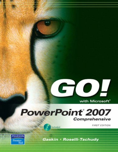9780132327671: GO! with PowerPoint 2007 Comprehensive
