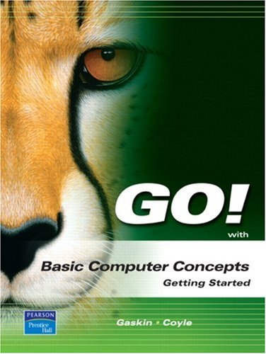 9780132327930: GO! with Computer Concepts Getting Started