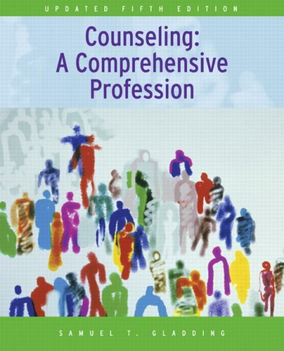 9780132328623: Counseling: A Comprehensive Profession, Updated Edition (5th Edition)