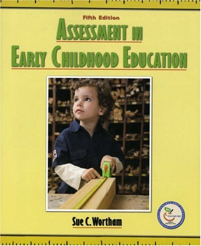 9780132329149: Assessment in Early Childhood Education (5th Edition)