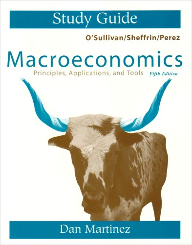 9780132329316: Macro Study Guide