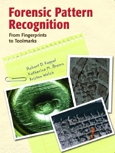 9780132329484: Forensic Pattern Recognition