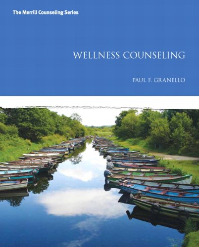9780132330527: Wellness Counseling (The Merrill Counseling Series)