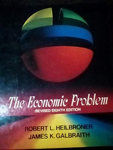 9780132330817: Economic Problem