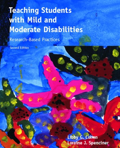 9780132331388: Teaching Students with Mild and Moderate Disabilities: Research-Based Practices (2nd Edition)