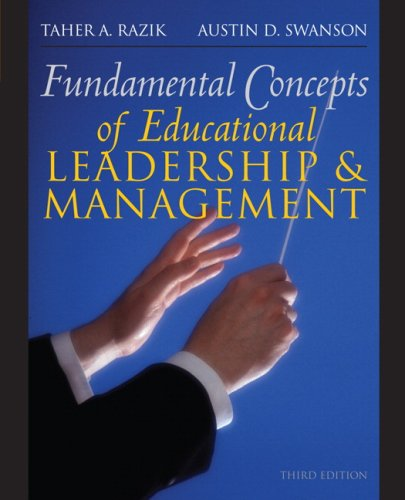 9780132332712: Fundamental Concepts of Educational Leadership and Management