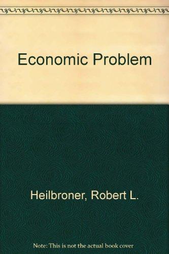 9780132333047: Economic Problem