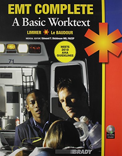 9780132333214: EMT Complete: A Basic Worktext and Student Access Code Package to EMT Achieve: Basic Test Preparation Package