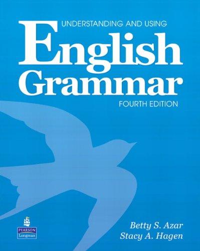 9780132333337: Understanding and Using English Grammar
