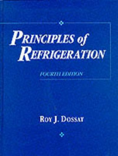 9780132333719: Principles of Refrigeration