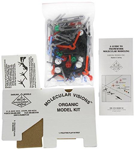 9780132334716: Organic Molecular Model Kit