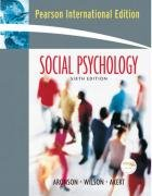 9780132334877: Social Psychology: International Edition