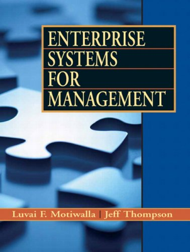 9780132335317: Enterprise Systems for Management