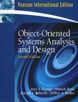 9780132335706: Object-Oriented Systems Analysis and Design