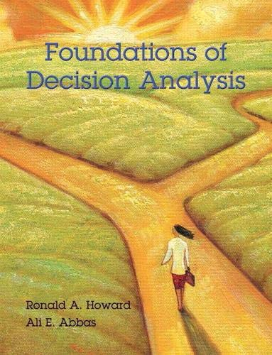 9780132336246: Foundations of Decision Analysis