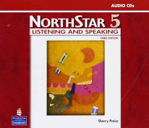9780132336734: NorthStar Listening and Speaking, Level 5