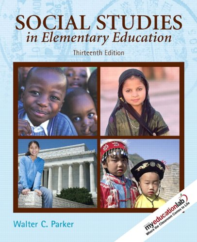 9780132337076: Social Studies in Elementary Education (13th Edition)