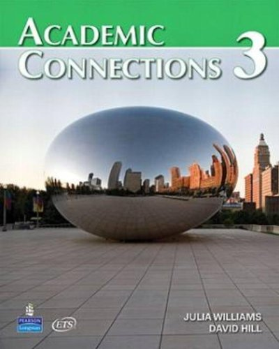 9780132338455: Academic Connections 3