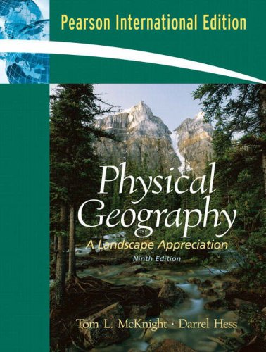 9780132338493: Physical Geography: A Landscape Appreciation