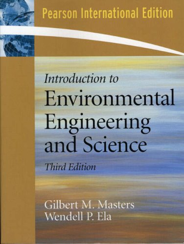 9780132339346: Introduction to Environmental Engineering and Science (3rd International Edition
