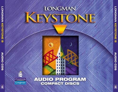 9780132339759: AUDIO CD KEYSTONE B