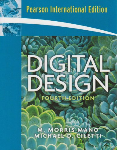 9780132340434: Digital Design: International Version