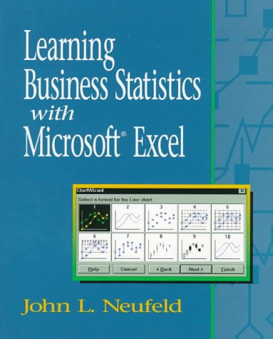 9780132340977: Using Excel in Business Statistics