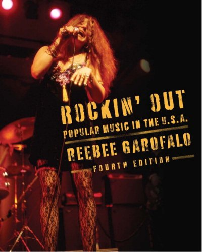 9780132343053: Rockin' Out: Popular Music in The USA America
