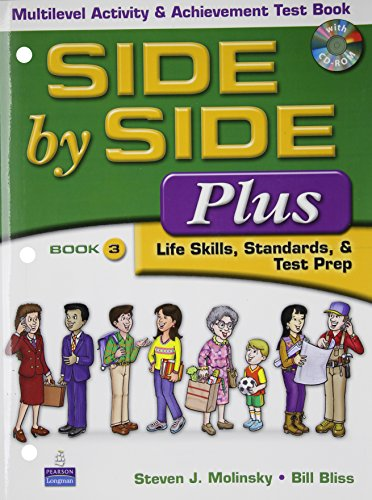 9780132343480: Side by Side Plus: Multilevel Activity and Achievement Test Book 3