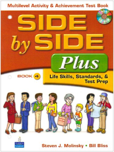 9780132343503: Side by Side Plus: Multilevel Activity and Achievement Test Book 4