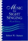 9780132343602: Music for Sight Singing