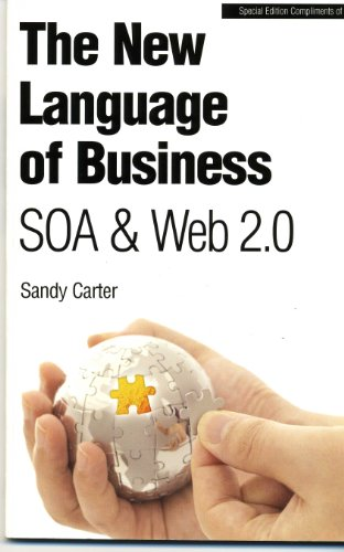 9780132344968: The New Language of Business : SOA and Web 2.0: Mini Book