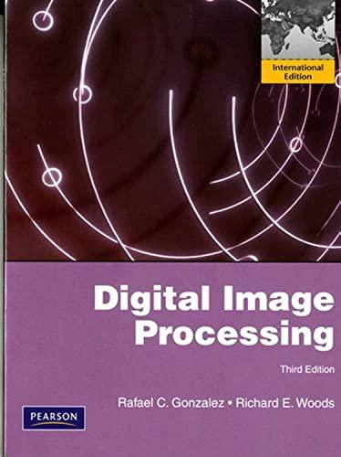 9780132345637: Digital Image Processing: International Edition