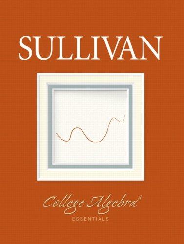9780132346641: College Algebra Essentials Value Package (includes MyMathLab/MyStatLab Student Access)