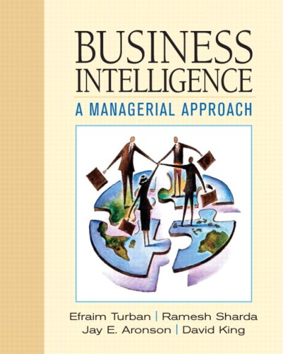 9780132347617: Business Intelligence: a Managerial Approach