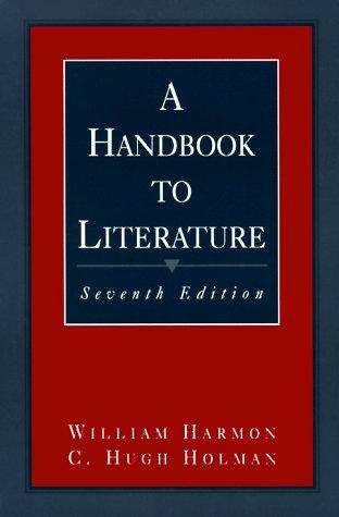 9780132347822: Handbook to Literature, A