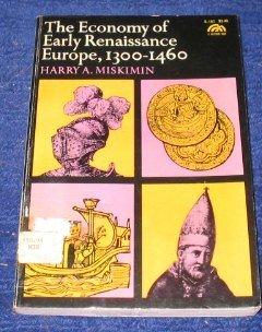 9780132348720: Economy of Early Renaissance Europe, 1300-1460 (The Economic civilization of Europe)