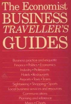 9780132348737: Britain (Economists Business Traveller's Guides)