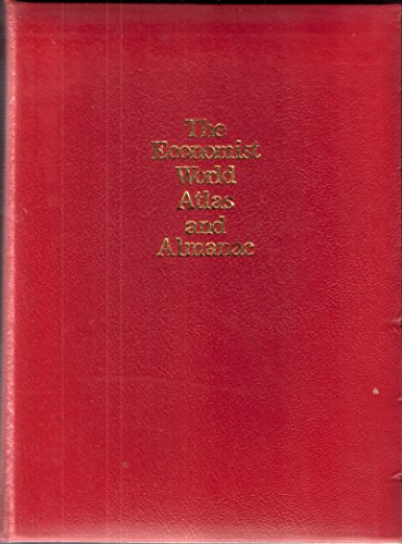 9780132349642: Economist World Atlas & Almanac