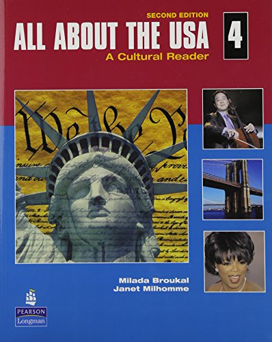 9780132349680: All About the USA 4: A Cultural Reader (2nd Edition)