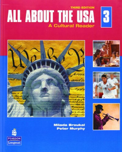 9780132349697: All About the USA 3: A Cultural Reader, 3rd Edition