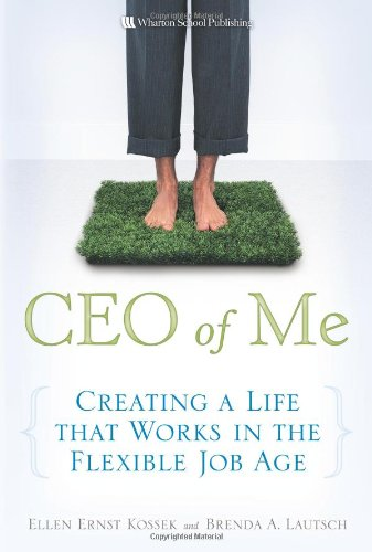 9780132349994: CEO of Me: Creating a Life that Works in the Flexible Job Age