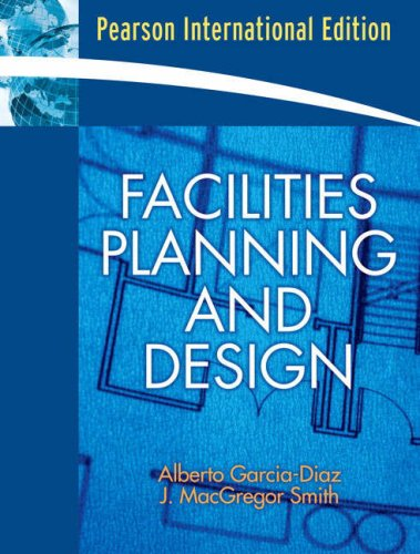 9780132350433: Facilities Planning and Design: International Edition